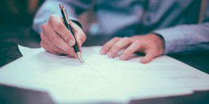 The major probate documents